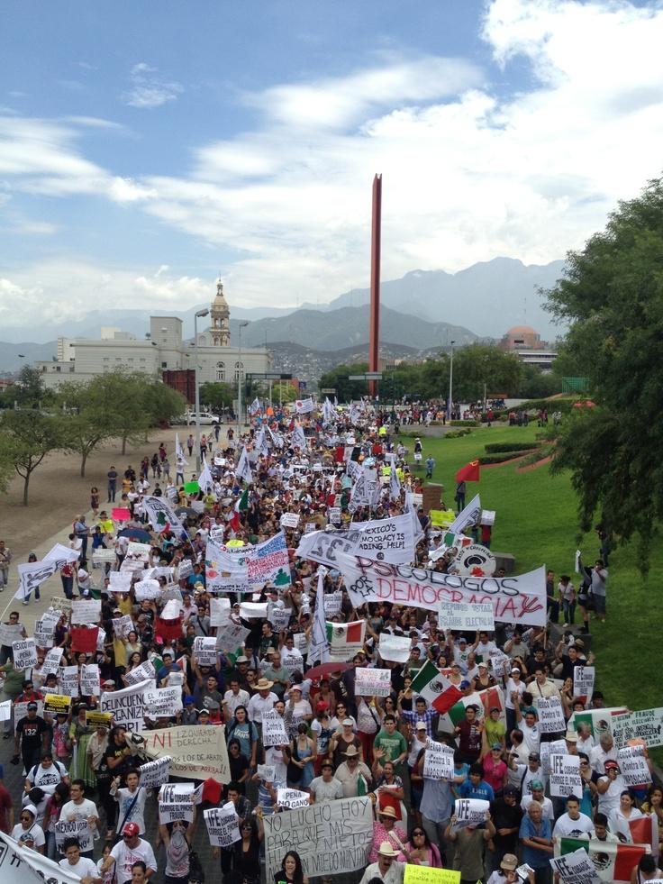 Monterrey 7 Julio 202