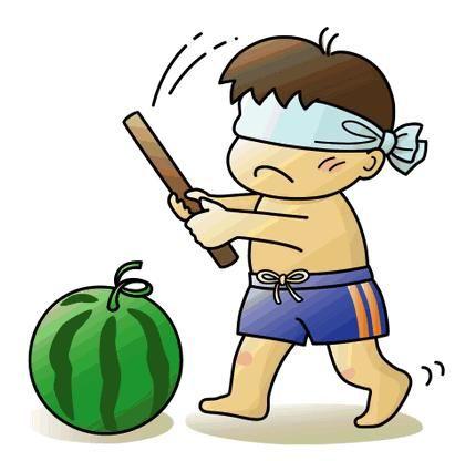 THE JAPANESE TRADITION OF SUIKAWARI (WATERMELON CRACKING) - What About Watermelon? What About Watermelon?