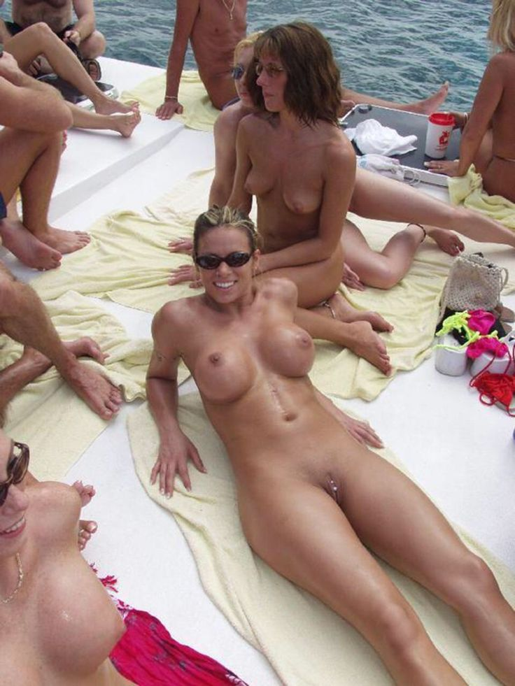 German nude beach girls above
