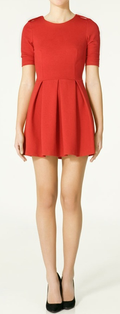 Colorful Zara Red