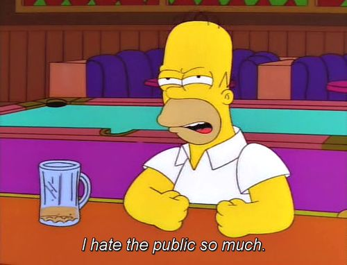 16 times Homer Simpson took the words right out of my mouth (18 photos)