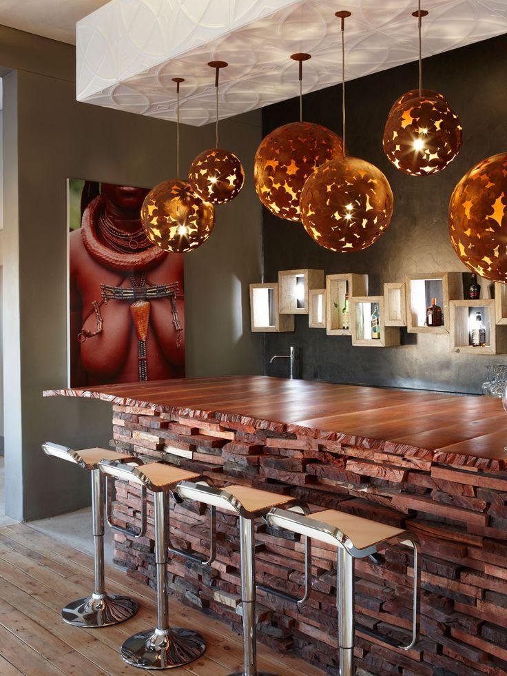 687 best african architecture interior design images on pinterest. Black Bedroom Furniture Sets. Home Design Ideas
