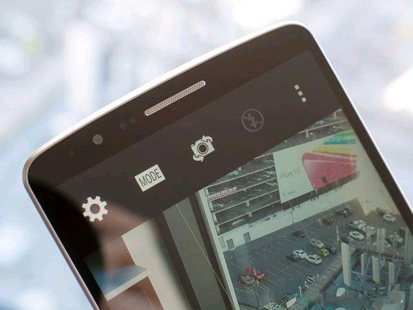 8 thủ thuật để sử dụng tốt nhất camera của G3 - ảnh 5 Chuyển đổi camera trên LG G3