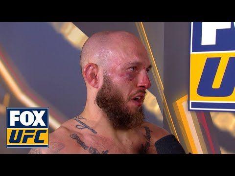 Brian Kelleher talks to Megan Olivi   INTERVIEW   UFC FIGHT NIGHT