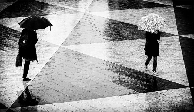The Street Photography of Nils-Erik Larson