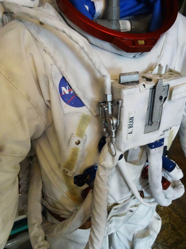 replica nasa apollo space suit - photo #27
