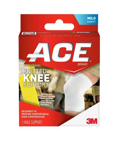ACE offer the best ACE Knitted Knee Support, Small (Pack of 2). This awesome product currently in stocks, you can get this Health and Beauty now for $25.66 $13.57. New Buy NOW from Amazon » : http://itoii.com/B005YU8VQQ.html