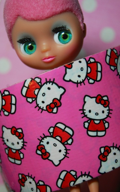 17 best images about precious petite b l y t h e on - Petite maison hello kitty ...