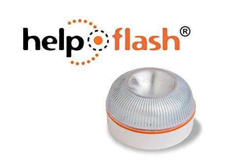 Señalización de Coches y Motos en Caso de Accidente o Emergencia. HELP FLASH Luz de Emergencia, Baliza Destellante y Linterna al Mismo Tiempo. Visible a 1km de Distancia. No Necesita Cables ni Conexión Eléctrica. Resistente a Cualquier Condición Meteorológica. Pequeño, Compacto y Ligero. #Señalización #Coches #Motos #Caso #Accidente #Emergencia. #HELP #FLASH #Emergencia, #Baliza #Destellante #Linterna #Mismo #Tiempo. #Visible #Distancia. #Necesita #Cables #Conexión #Eléctrica. #Resistente…
