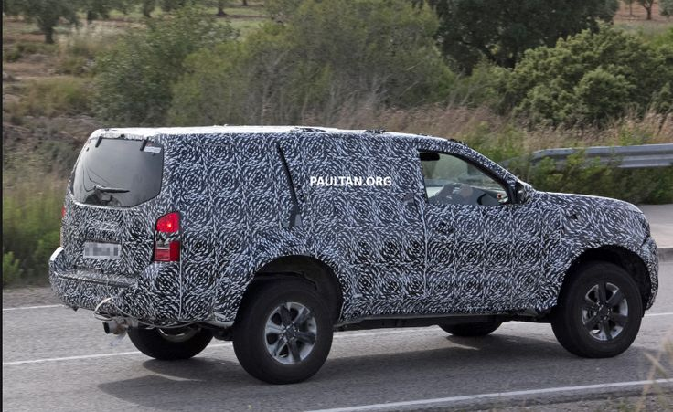 2018 Nissan Navara NP300 - According to some forecasts, the brand-new Nissan SUV will not be offered in the US market. Additionally