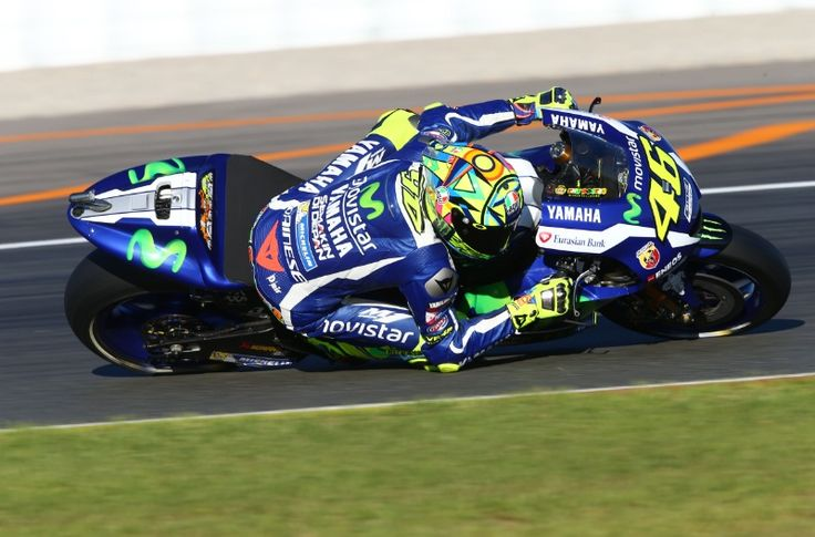 MotoGP: Rossi: We have to concentrate on the engine