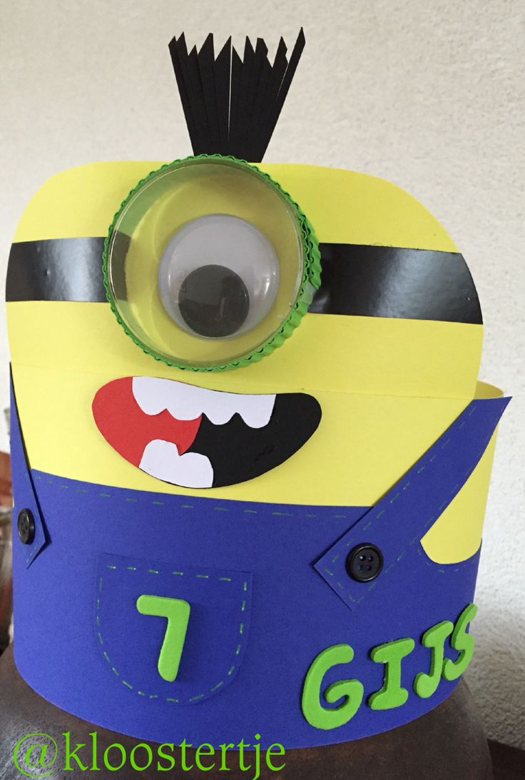 Minion's birthday