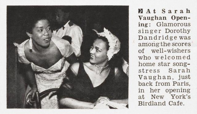 Dorothy Dandridge Famous Quotes: 517 Best Images About Dorothy Dandridge On Pinterest