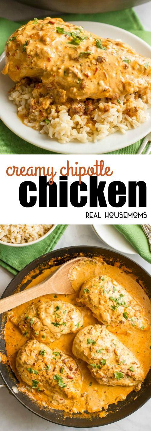 Chicken Chipotle Sauce