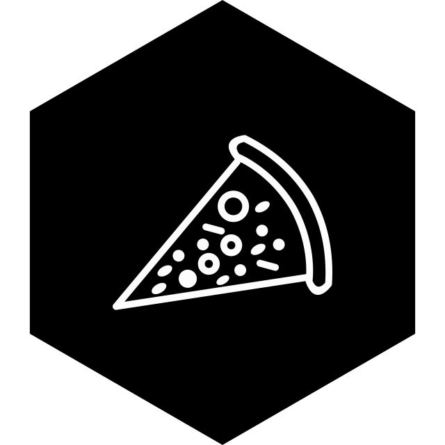 Pizza Icon Design Pizza Icons Cheese Meal PNG and Vector with Transparent Background for Free Download Pizza icon Icon design Pizza background