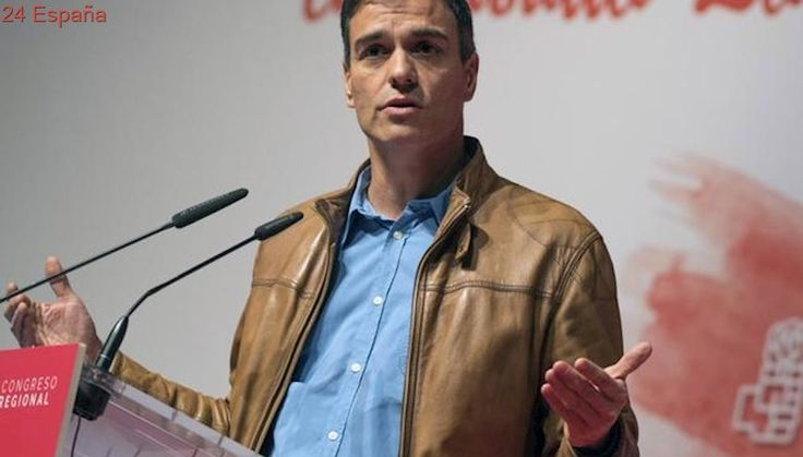 Pedro Sánchez cobra del PSOE un sueldo de 4.100 euros, un 28% más que Rajoy como presidente