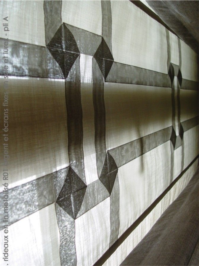 L'univers des plis selon Pietro Seminelli
