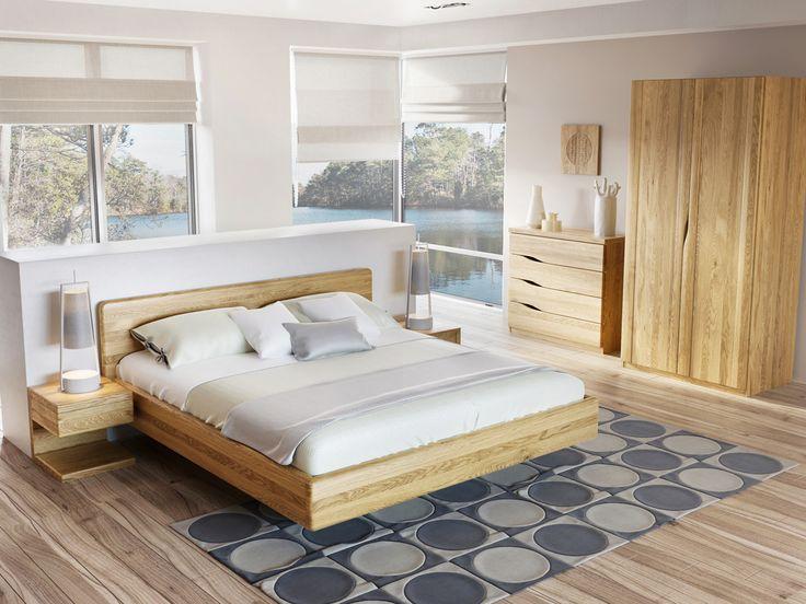 Die besten 25+ Eichenschlafzimmer Ideen auf Pinterest - zirbenholz schlafzimmer modern