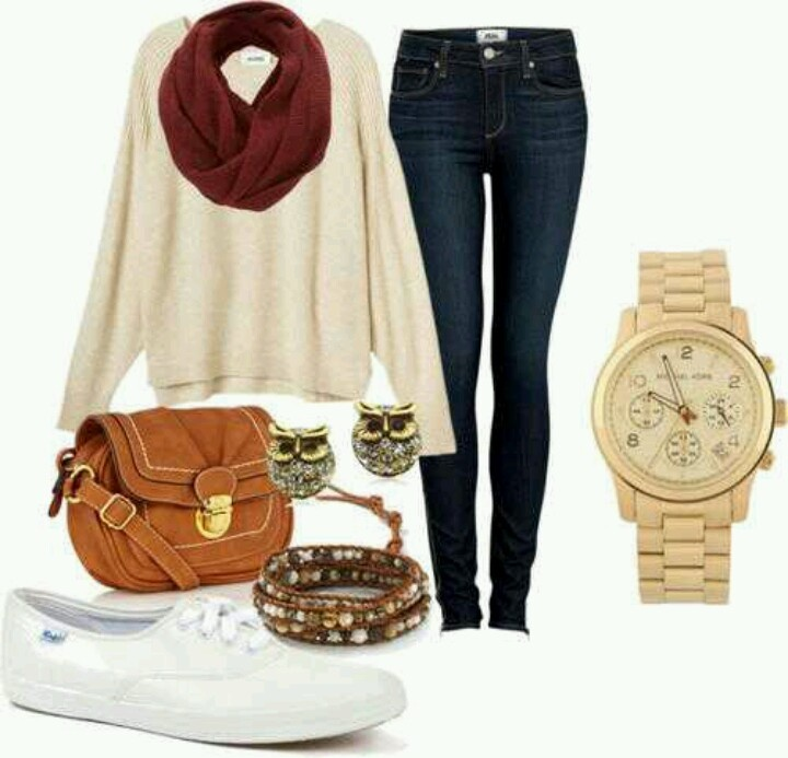 This would be an everyday, sort of outfit