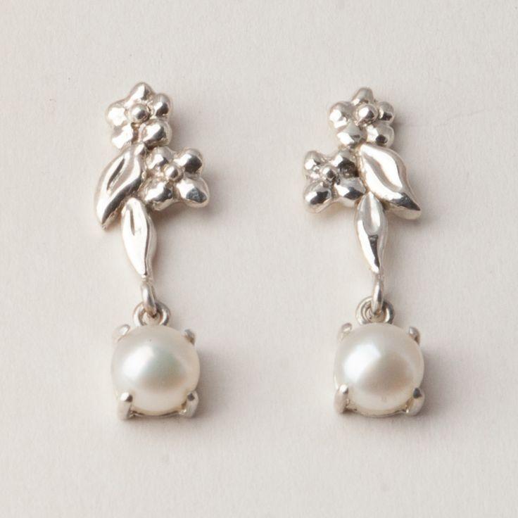 Peaceful Blossom Earrings