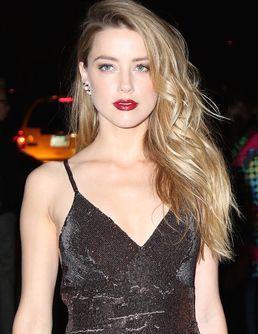 Amber Heard : pas facile d'avoir un mari célèbre