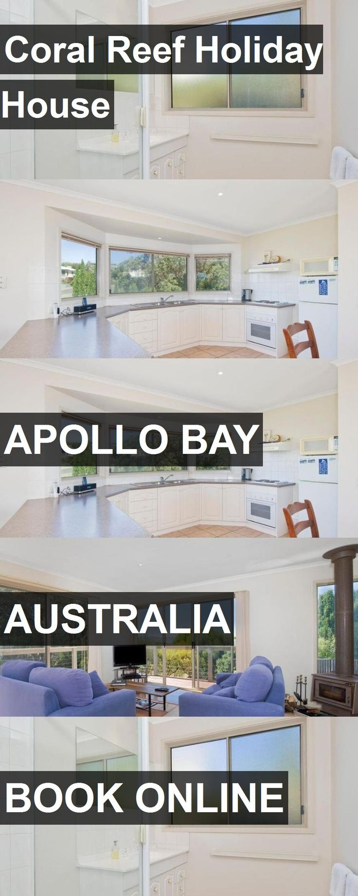 Hotel Coral Reef Holiday House in Apollo Bay, Australia. For more information, photos, reviews and best prices please follow the link. #Australia #ApolloBay #travel #vacation #hotel