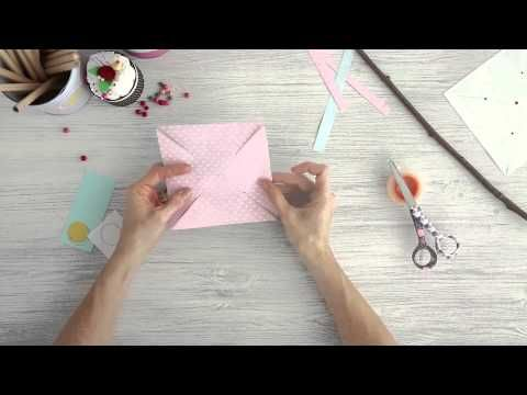 Tuuliviiri on vapputarvikkeiden klassikko! Katso videolta ohjeet tuuliviirin askartelemiseen. http://www.lastenoma.fi/artikkeli/katso/askartele_itse_tuuliviiri