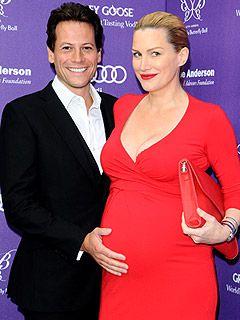Ioan Gruffudd and Alice Evans Welcome Daughter Elsie Marigold | People.com