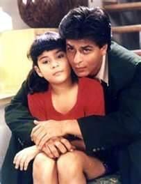 Little Anjali and Papa - Kuch Kuch Hota Hai (1998)