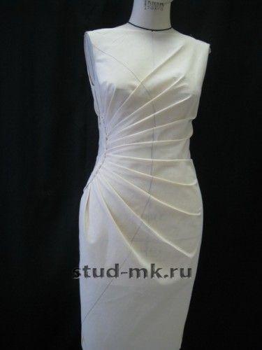 Студия Модного Кроя - Платья, блузки robe de soirée