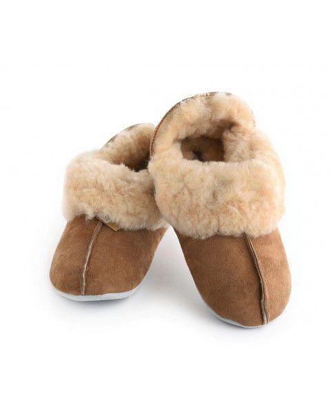 Sheepskin Slippers - Nina Footwear