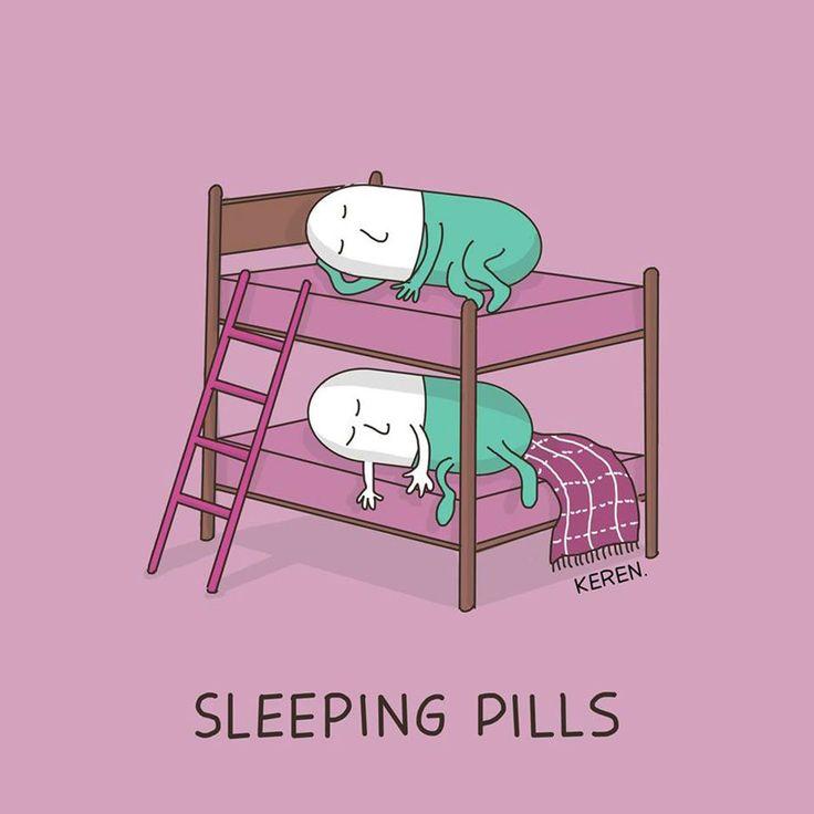 Pastillas para dormir