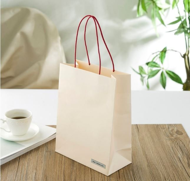 special paper bag, design shopping bag, order made shopping bag