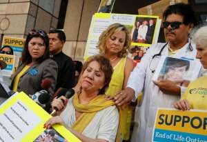 111 terminally ill patients took their own lives in first 6 months of Calif. right-to-die law