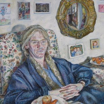Melissa Scott-Miller, Portraits, method of working, and price-structure for commissioned portraits of people, houses. London and gardens