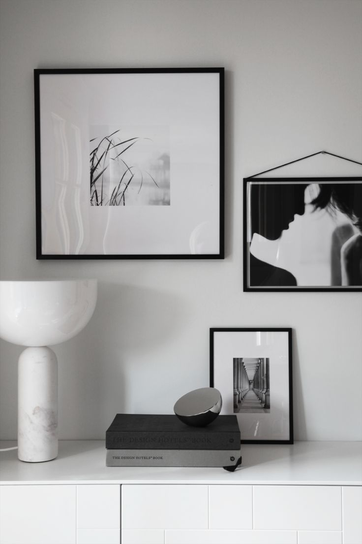 Photo wall, styling and photo ©elisabeth heier