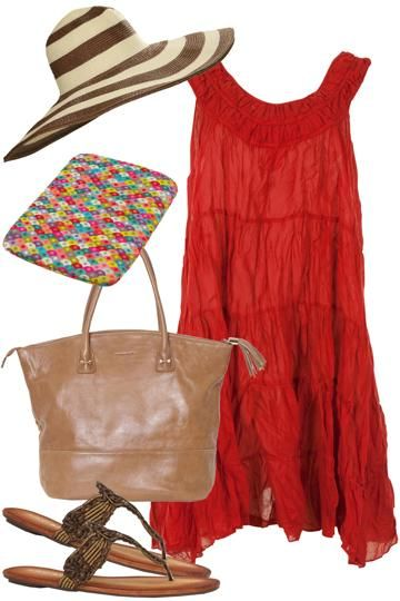 Sunny Day Outfit includes Namastai, Lavish, and Ms Divine at Birdsnest Women's Clothing