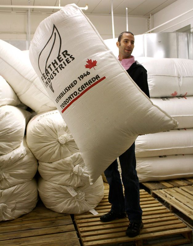 canada goose unveils new toronto factory