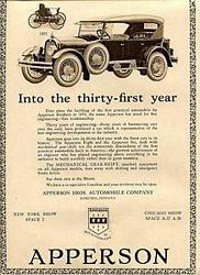 1924 Apperson