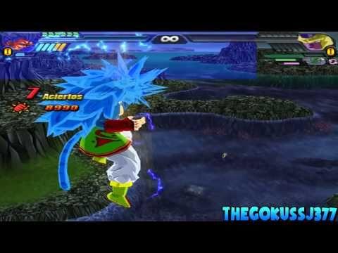 Goku SSJ,SSJ2,SSJ3,SSJ4,SSJ5 And SSJ6,SSJ7! Budokai Tenkaichi 3 Mod!~TheGokussj377【HD】 - YouTube