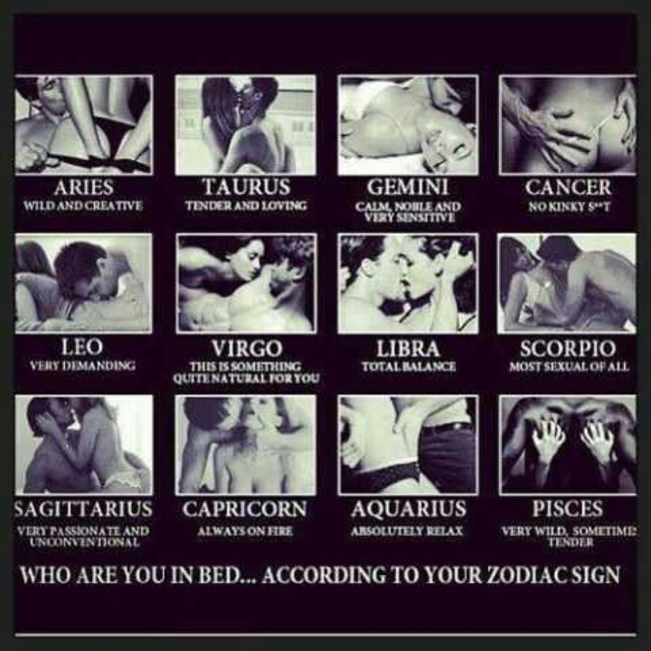 Zodiac Sex Signs 3