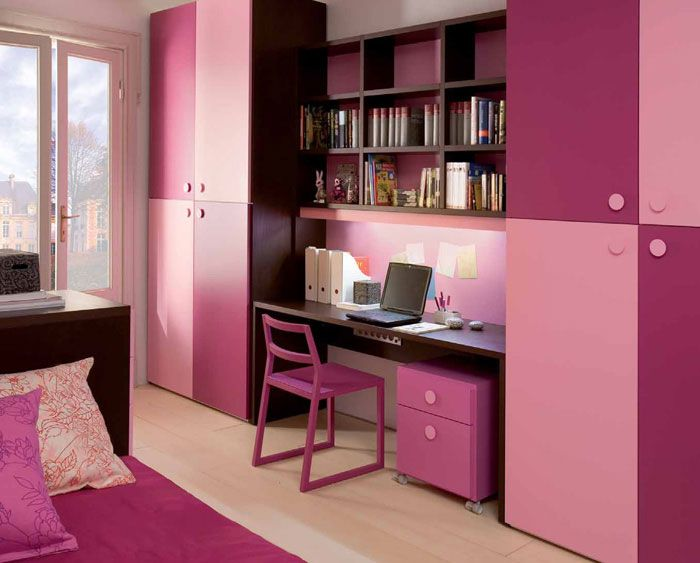 Cabinet Design For Clothes For Girls 37 best desks images on pinterest | home, architecture and study
