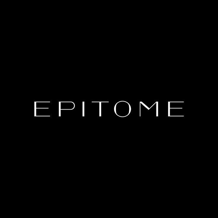 Identity design for Epitome
