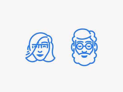 Portraits by Patrick Mahoney - Dribbble