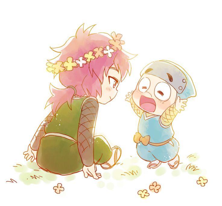 怪ジョらくがきづめ③ [10] | Dang, that's REALLY cute~