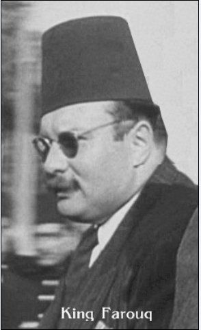king farouk. King farouk the first son of king Fouad and from Mohamed ali familly he left Egypt after the 23d of July revolution then egypt turned from kingdom to republic