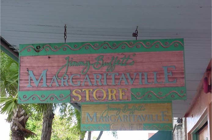 See you in January! ❦ Margaritaville Store Key West