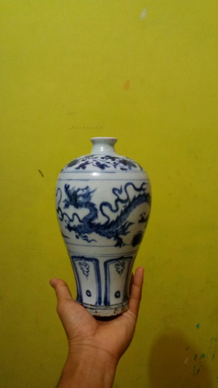 Meiping blue and white