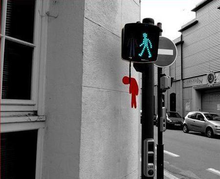 http://www.designer-daily.com/wp-content/uploads/2011/08/street_art_100.jpg #creative