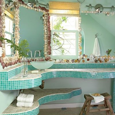 beach house bathroom mirrors best 54 beautiful bathroom mirrors images on 17271